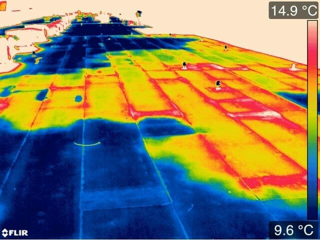 Using drones for home and roof inspections has become increasingly popular, especially with the advent of thermal imaging. More at www.droneservicestx.com/blog