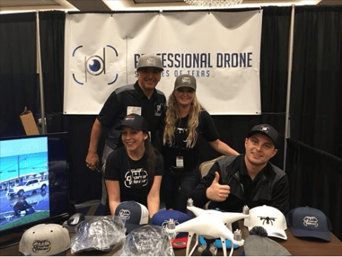 PDS To Show Drone Thermal Imaging Capabilities At 2018 Energy Drone Summit