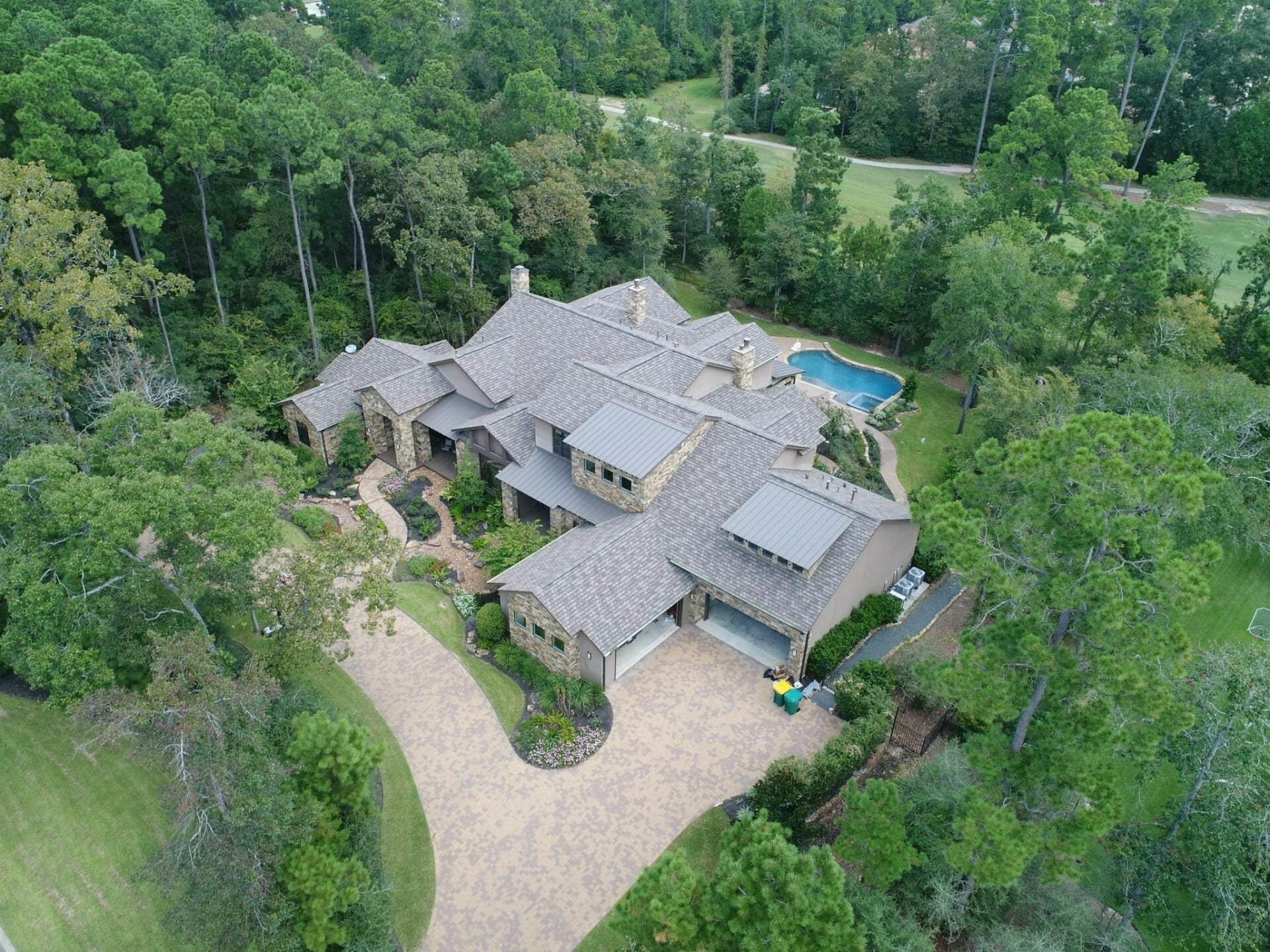 Drone Aerial Photography Houston