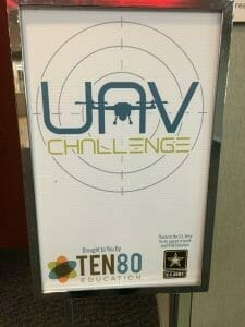 UAV Drone Challenge Houston Texas